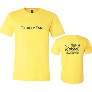 Yellow- bar has been destroyed t-Shirt